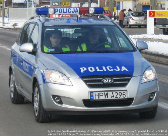 Policja Legnica: Krajowa Mapa Zagrożeń Bezpieczeństwa- sposób na łatwy kontakt z Policją