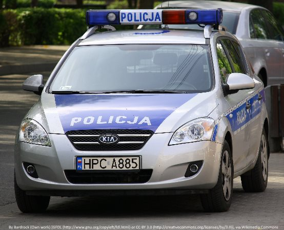 Policja Legnica: Legniccy policjanci w trosce o los bezdomnych