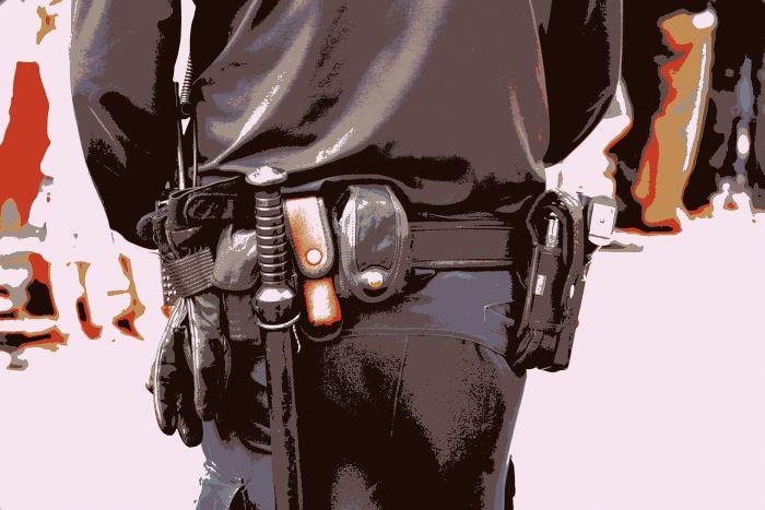 Policja Legnica: Dzielnicowy ustalił sprawców zniszczenia mienia szkolnego